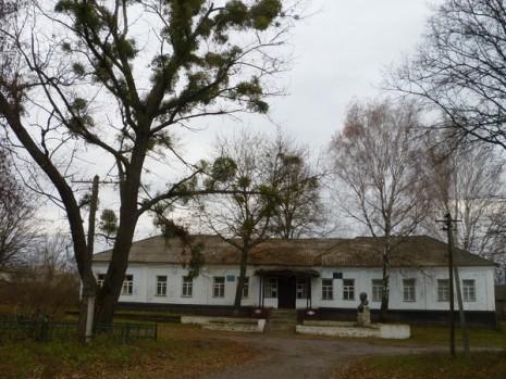 Будинок-музей Остапа Вишні в с. Грунь