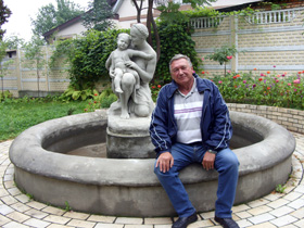 Максим Геогрійовіч Рильський, онук поета
