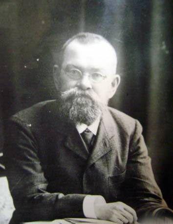 Александр Русов в зрелом возрасте