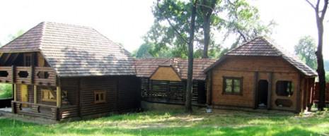 Усадьба-музей Софьи Русовой в Олешене