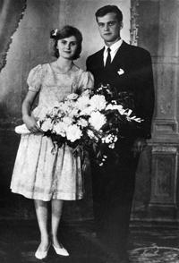 Весільне фото Івана Миколайчука