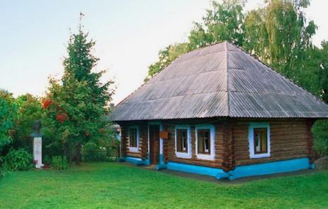 Усадьба-музей Ивана Миколайчука