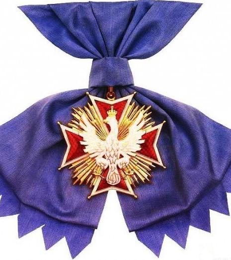 [ua]Орден Білого орла[/ua][ru]Орден Белого орла[/ru][en]Order of the White Eagle[/en]