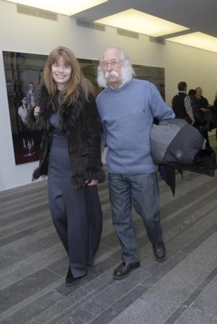 Иван Марчук с Дочерью