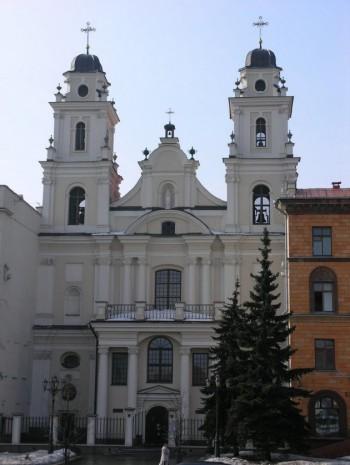 Свято-Ольгинська церква у Вітебську