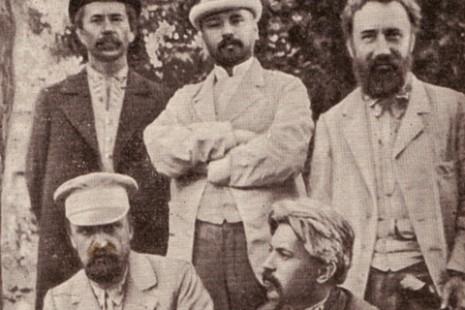 Члены Братства Тарасовцев