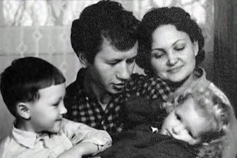 Сім'я Леоніда Бикова