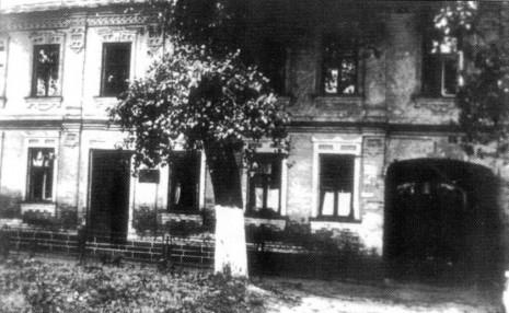Будинок в Києві, де народився Малевич