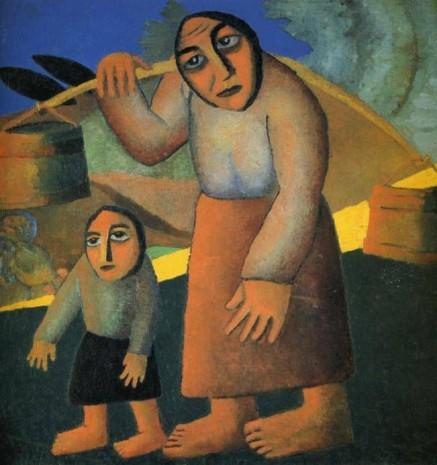 Картина Казиміра Малевича