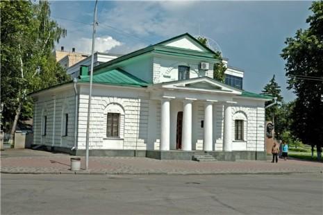 Музей авиации и космонавтики им. Юрия Кондратюка в Полтаве
